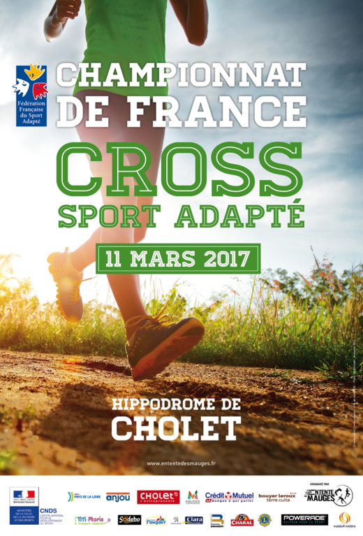 Championnat de France de cross sport adapté