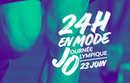 Le samedi 23 juin 2018, célébrons les Jeux Olympiques et Paralympiques 2024 à l'Île aux Sports au Mans !